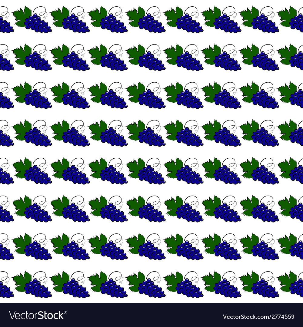 Grapes pattern