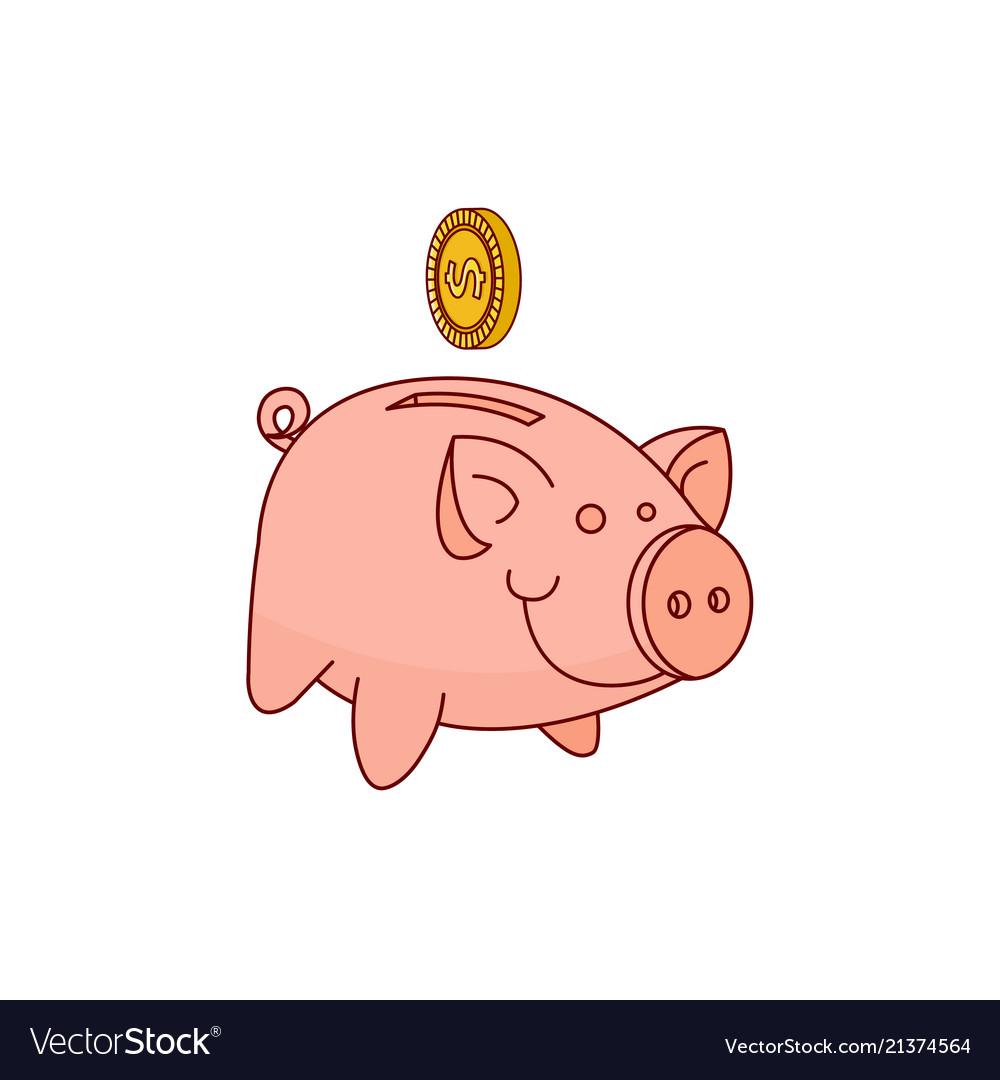 Sketch biggy band money box