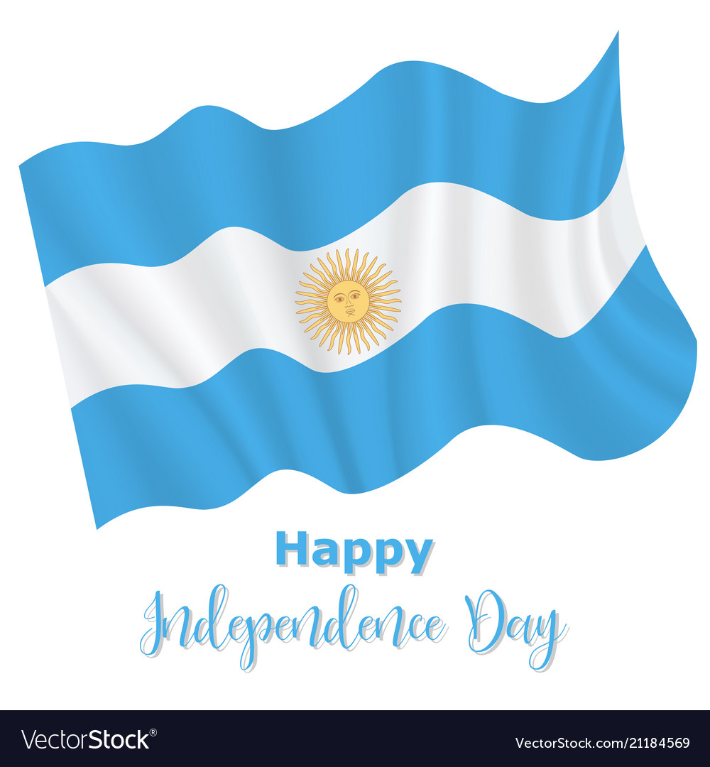 9 july argentina independence day background