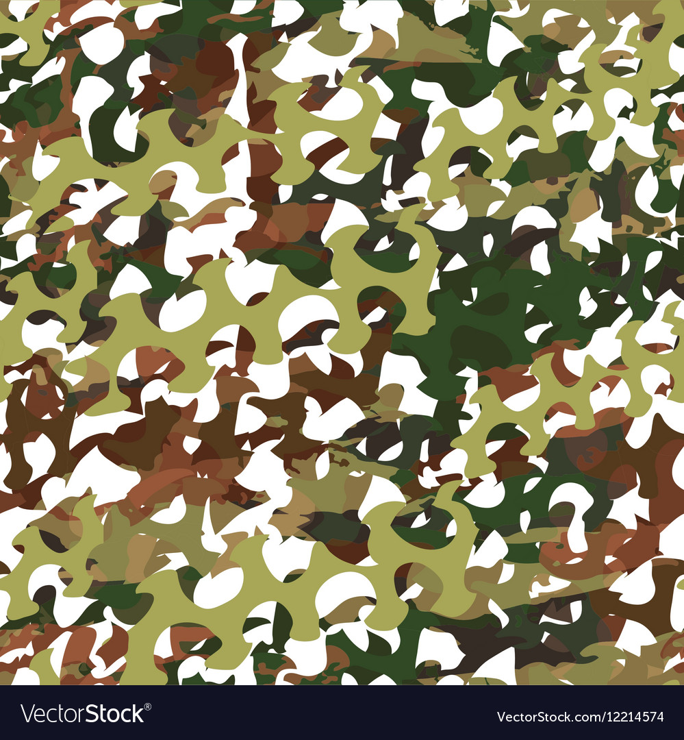 Camouflage net camoflage scrim seamless pattern