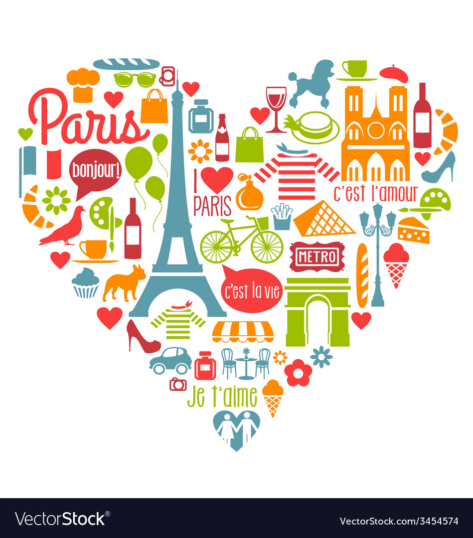 Paris France Icons Landmarks attractions