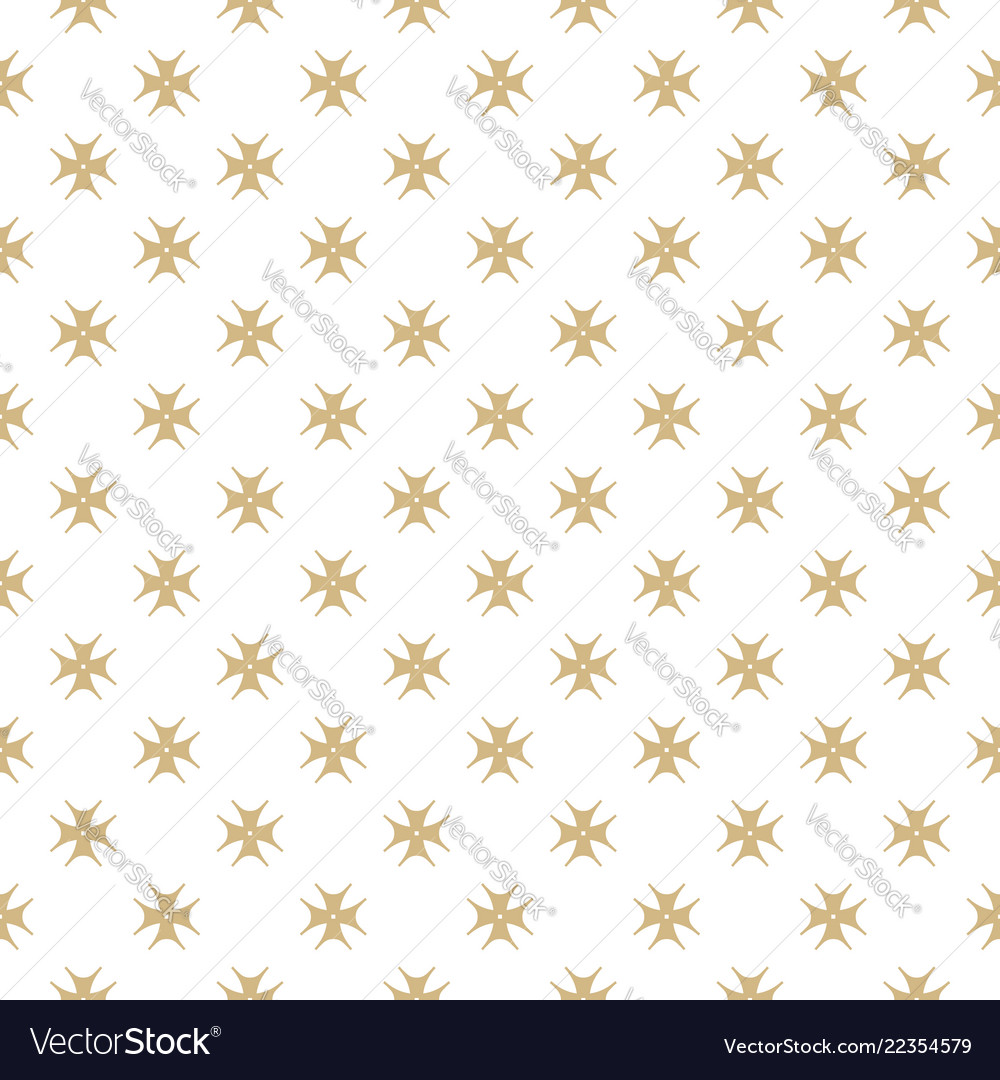 Golden floral seamless pattern luxury abstract