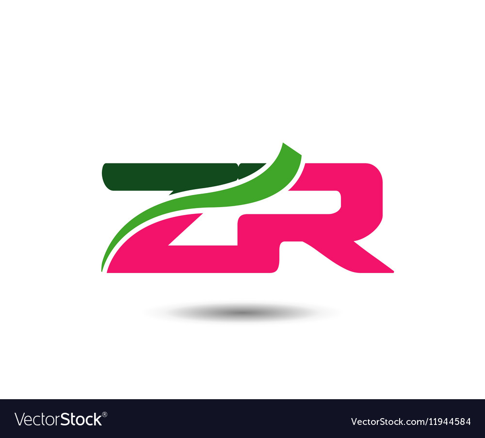Alphabet z and r letter logo royalty free vector image alphabet z and r letter logo vector image altavistaventures Image collections