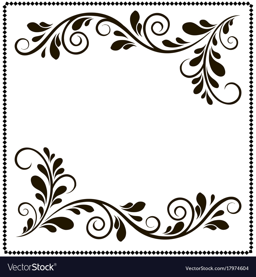 black and white border designs baskanidaico