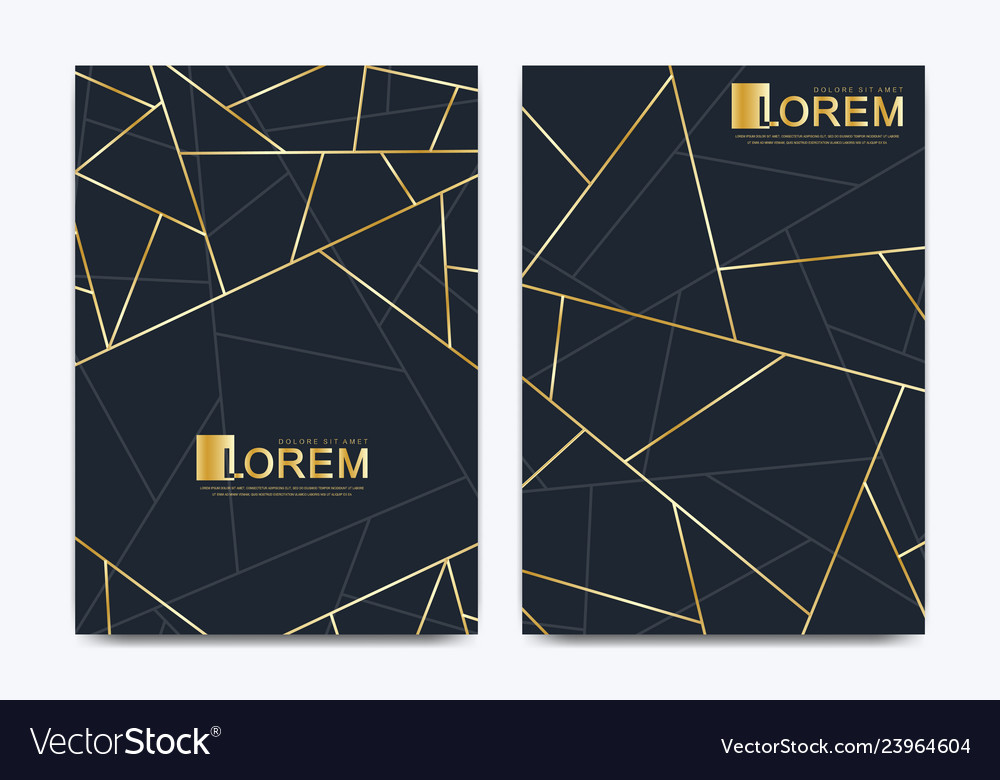 Modern template wedding invitation cards