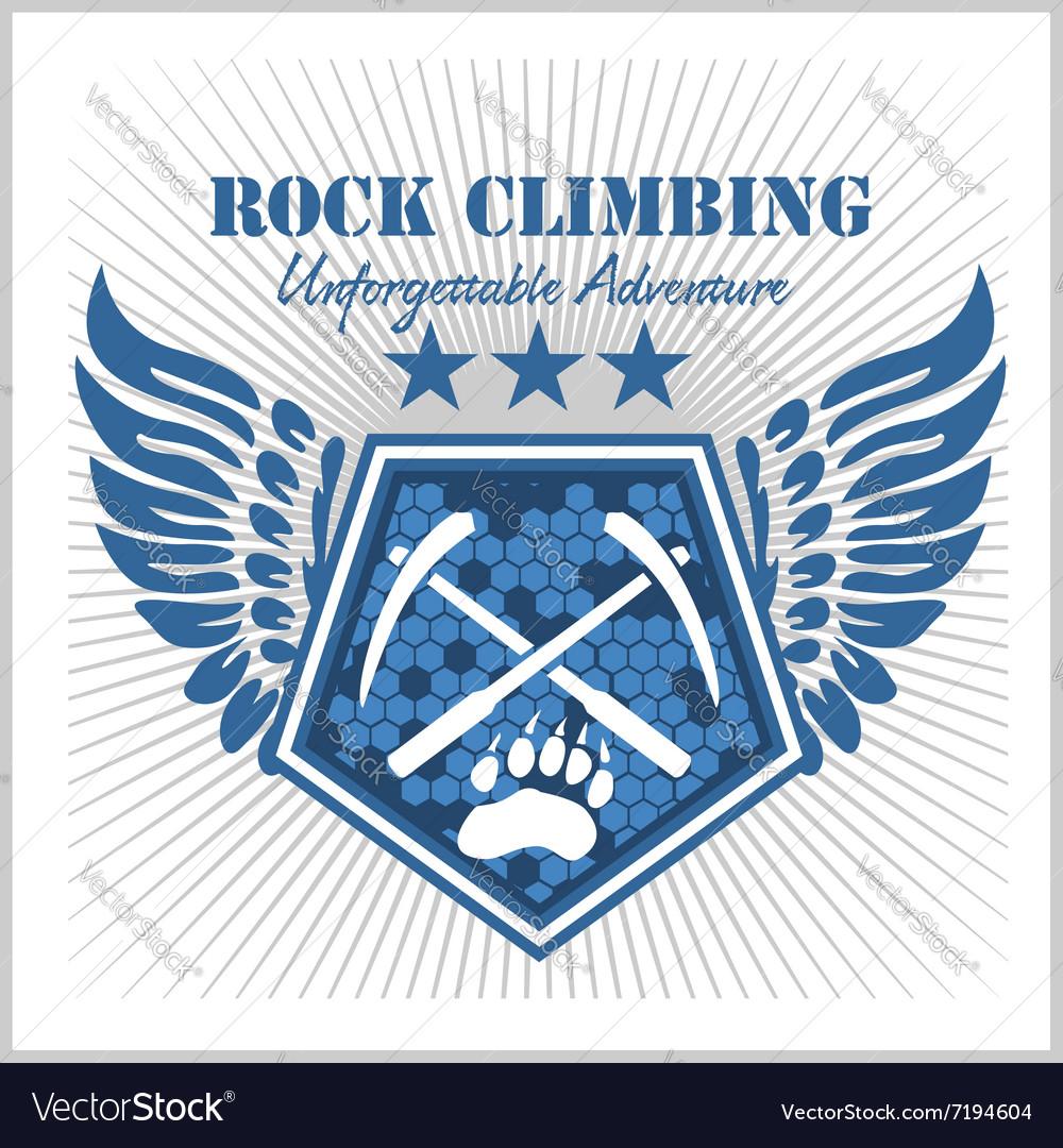 Rock climbing and mountain climbing