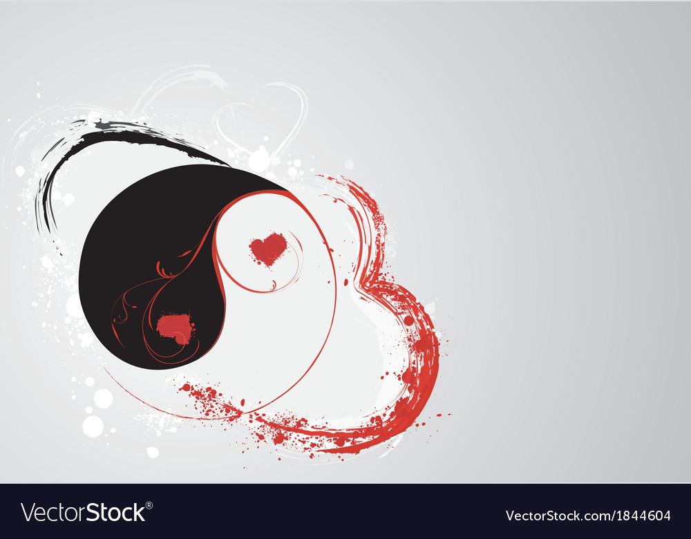 Svalentines yin e yang
