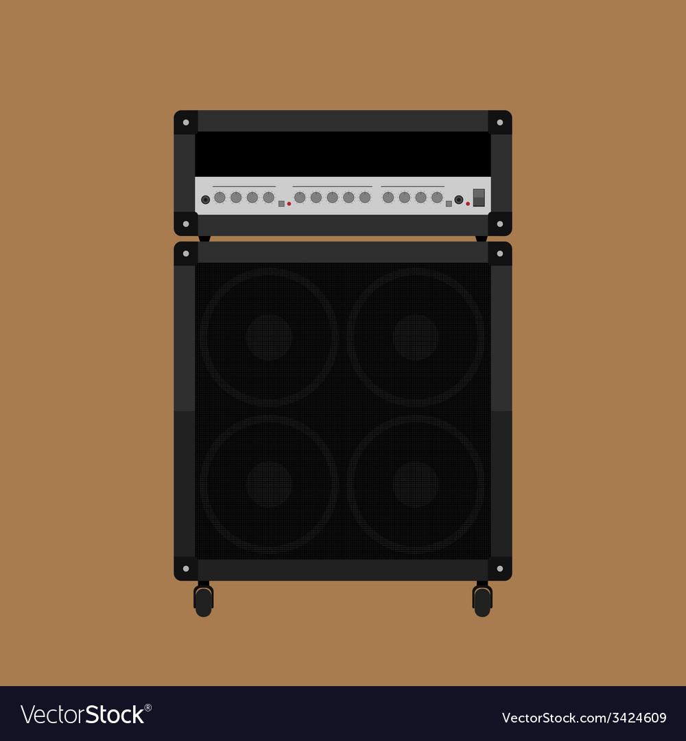 Guitar amplifier 2