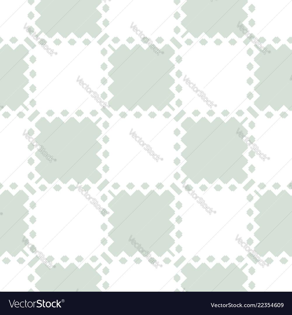 Retro vintage background checkered geometric