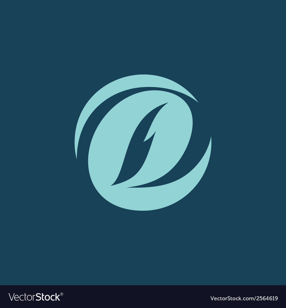 Sign the letter D