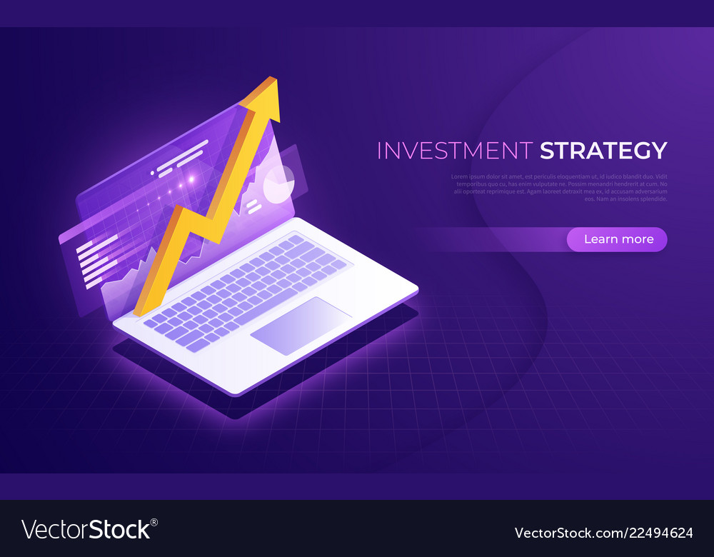 Investment strategy business analytics financial