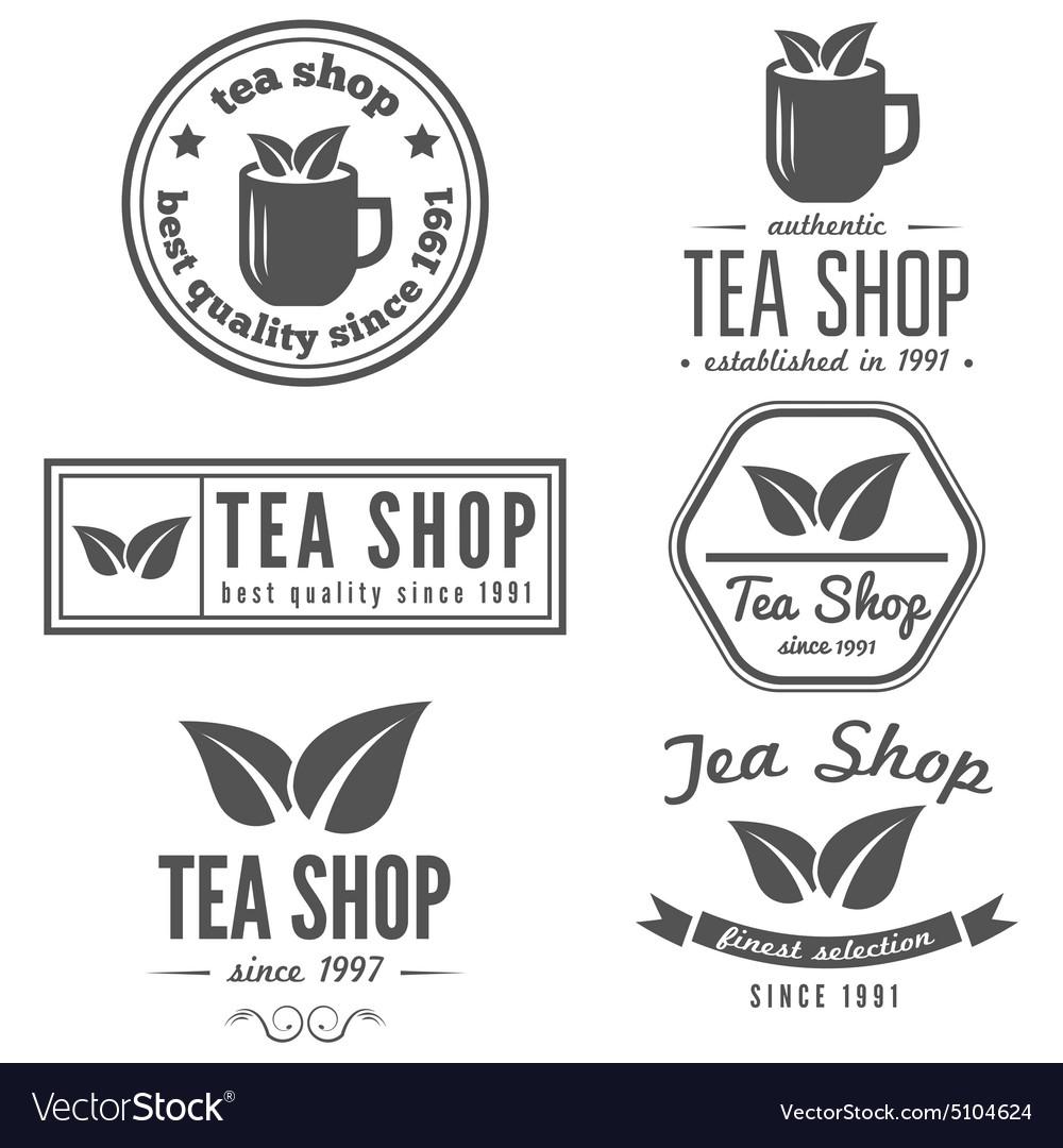 Set of vintage labels emblems and logo templates