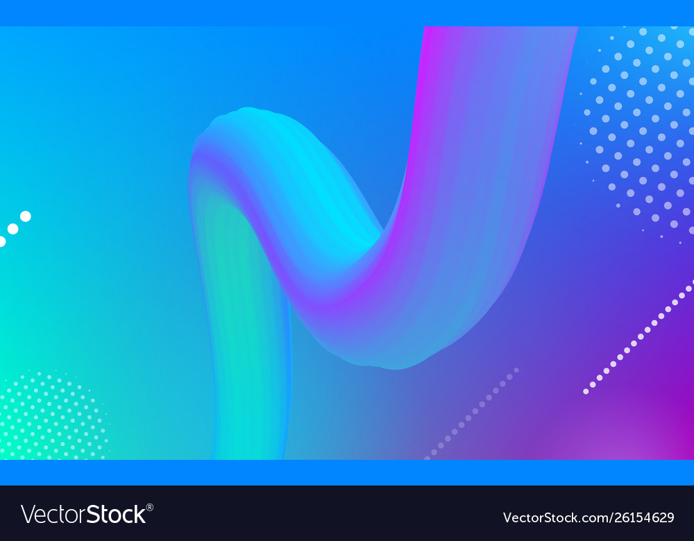 Abstract color gradient transition background
