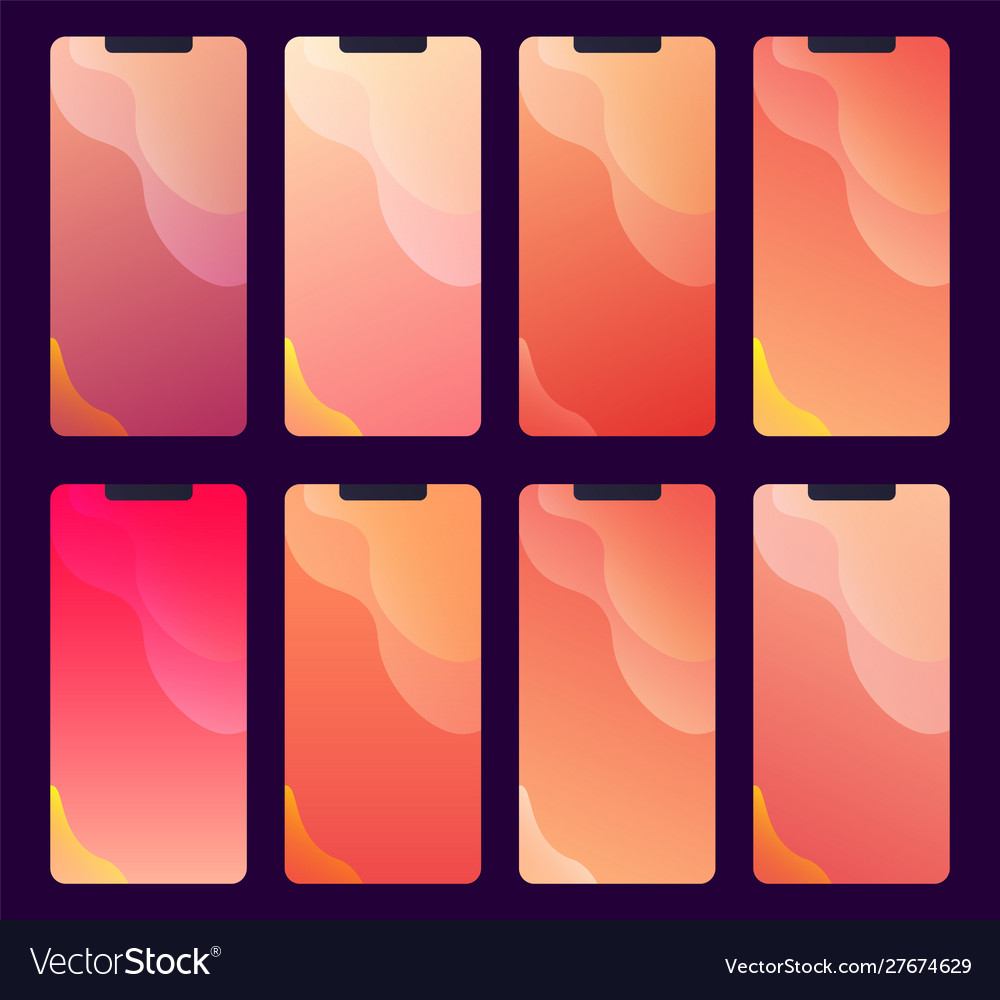 Collection abstract wallpapers and backgrounds