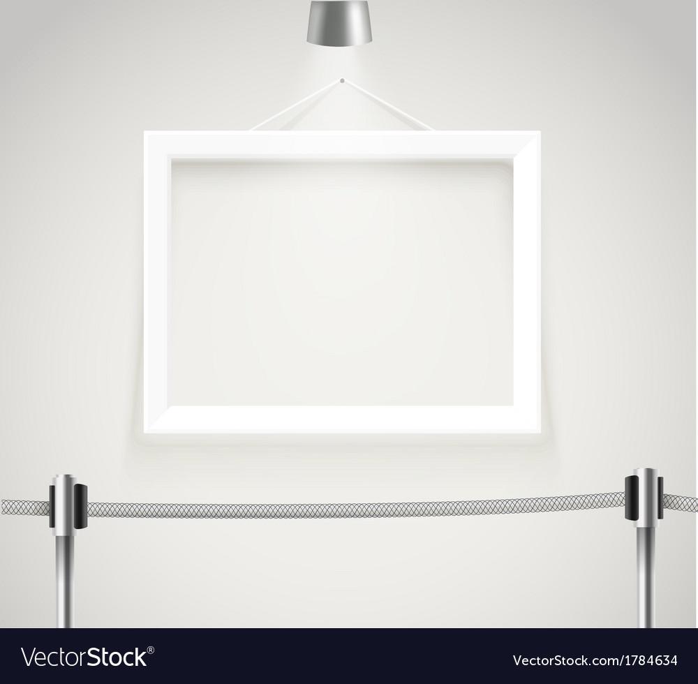 Photorealistic bright gallery