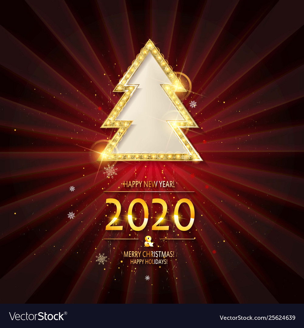 Merry Christmas Images 2020.Christmas And Happy New Year 2020