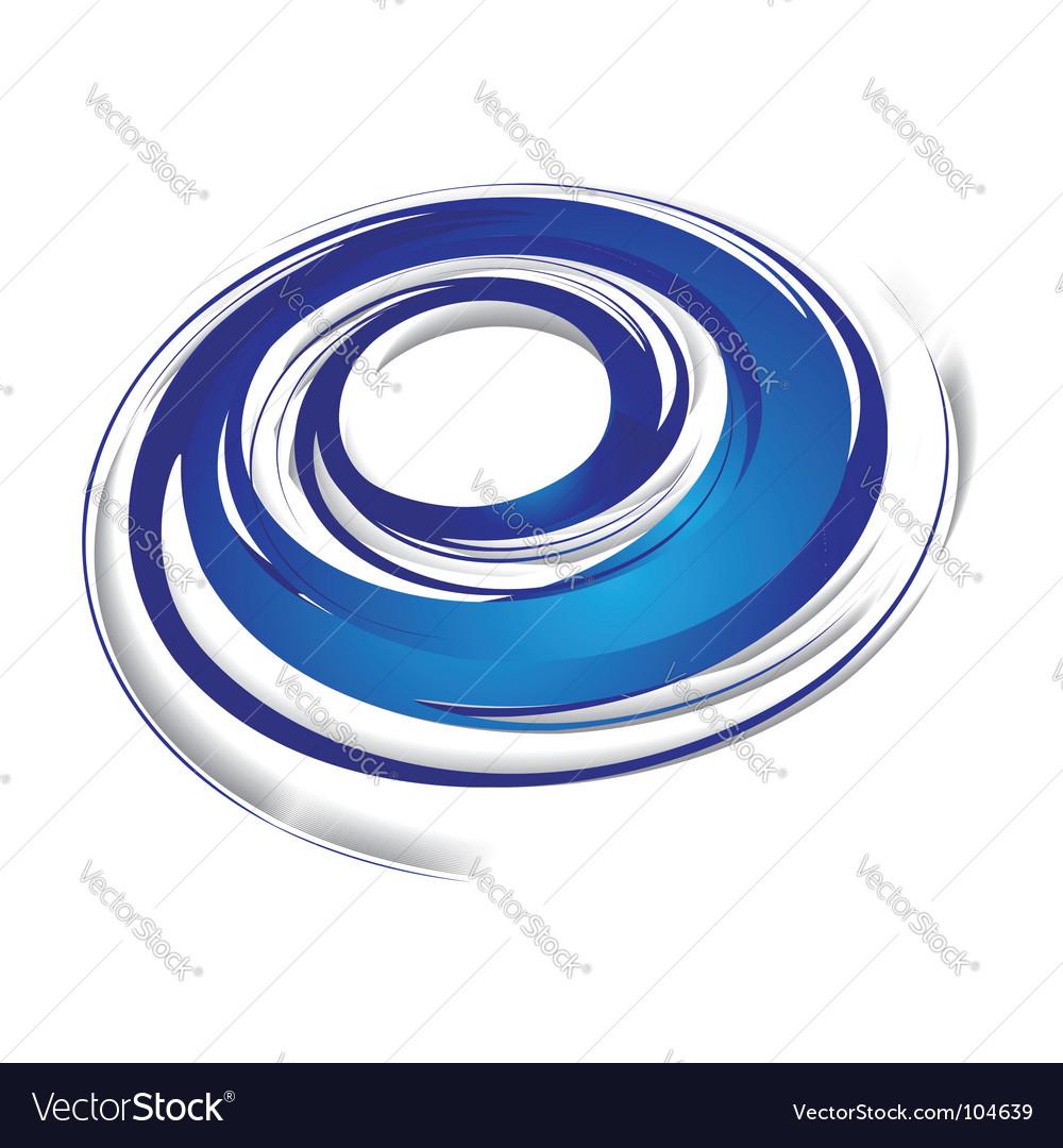 Swirl wave