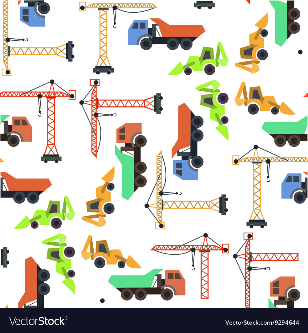Seamless pattern construction