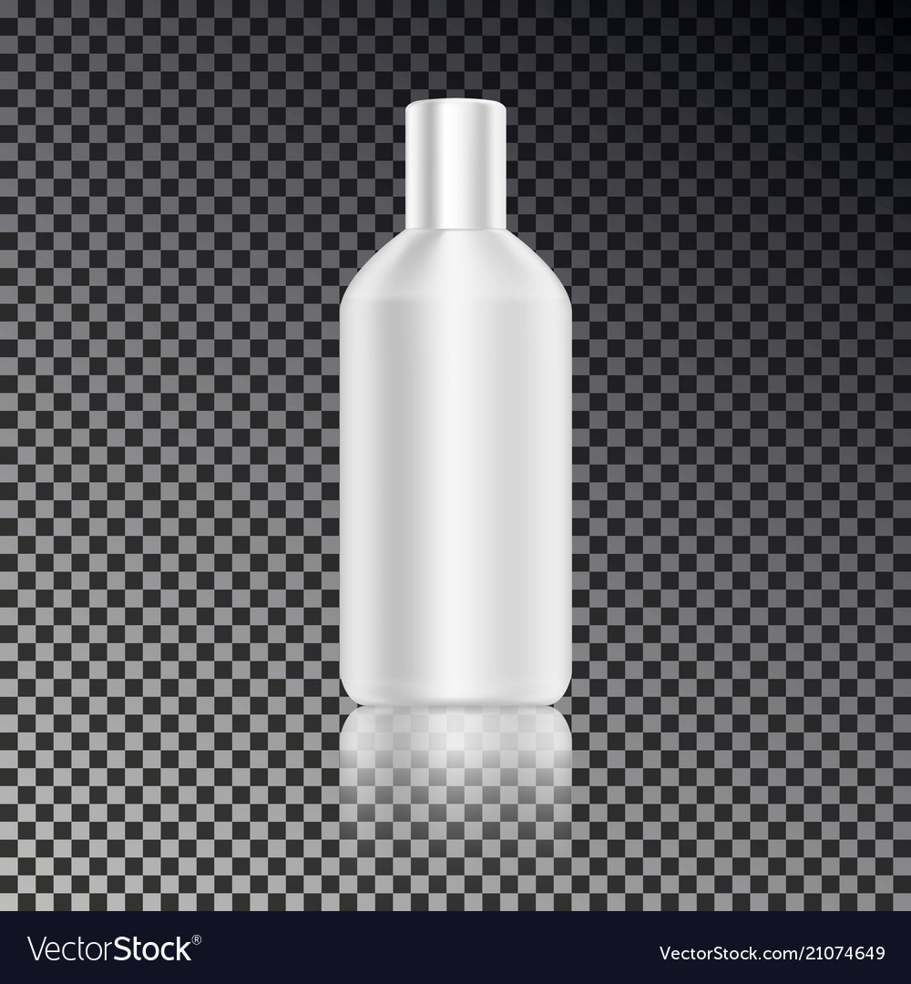 Cosmetic ads template blank cosmetic mockup bottl