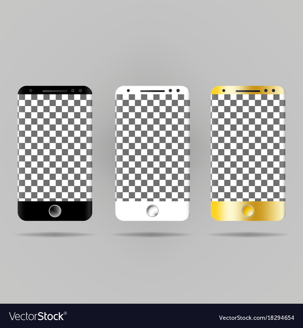 A realistic image of a white black and gold