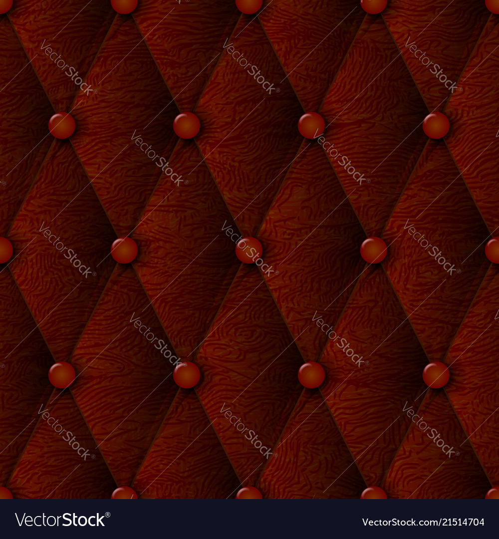 Leather Texture Luxury Brown Seamless Pattern