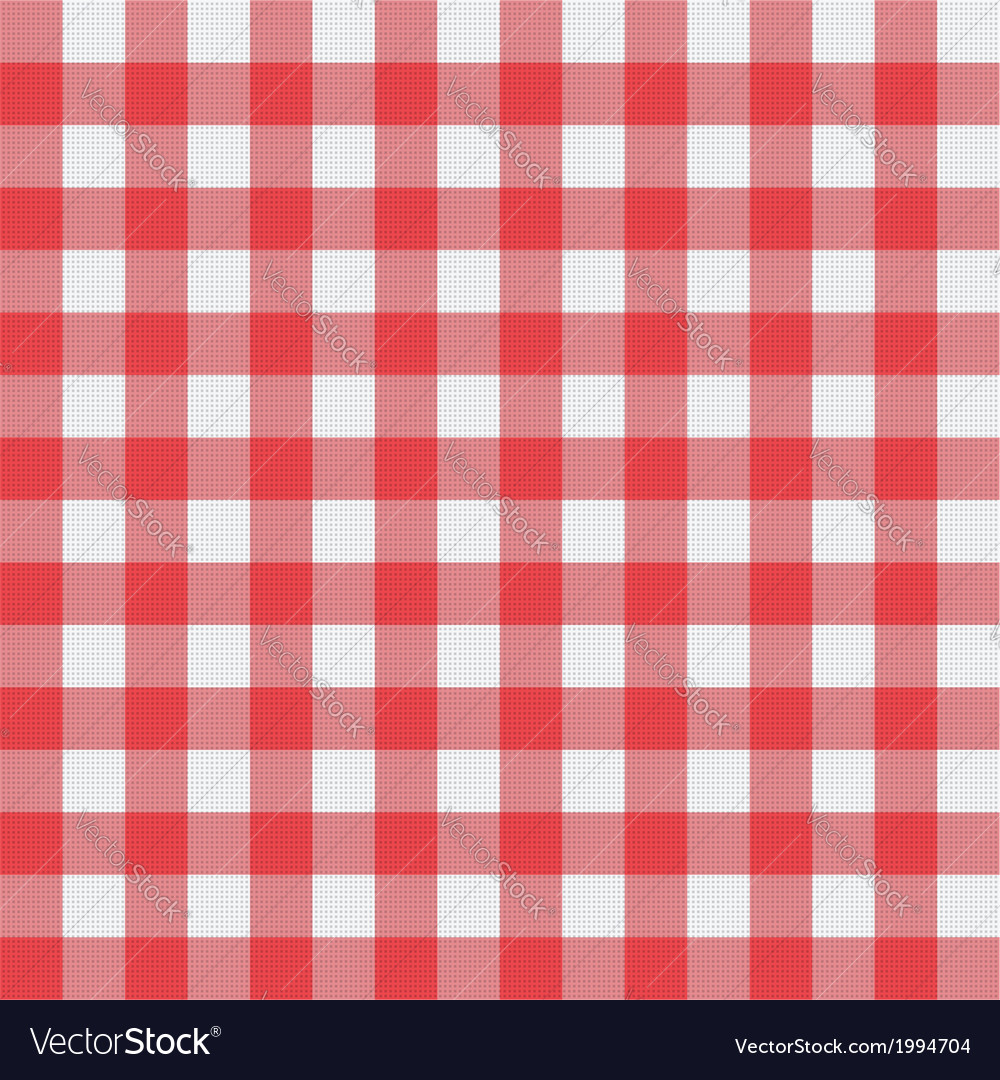 Picnic Table Cloth Seamless Pattern Red Picnic Vector Image Picnic  Tablecloth Pattern Royalty Free Vector Image Amazon Dii 70 Round Cotton  Tablecloth Red ...