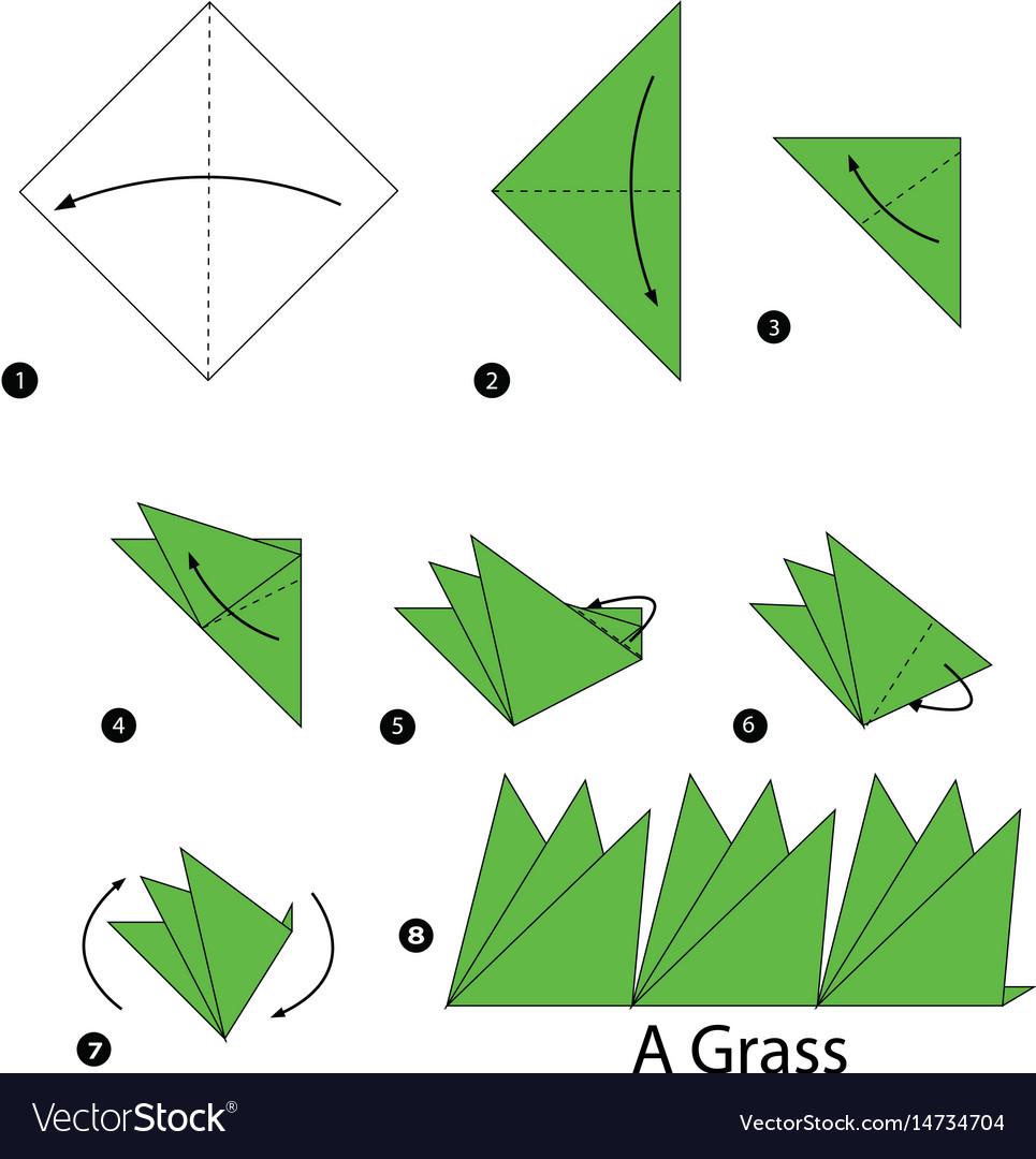 Origami Umbrella Tutorial – Origami Tutorials | 1080x965