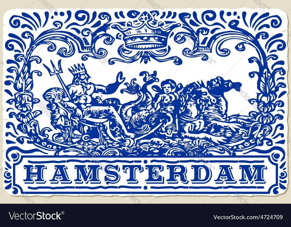 Traditional Tiles Azulejos Amsterdam