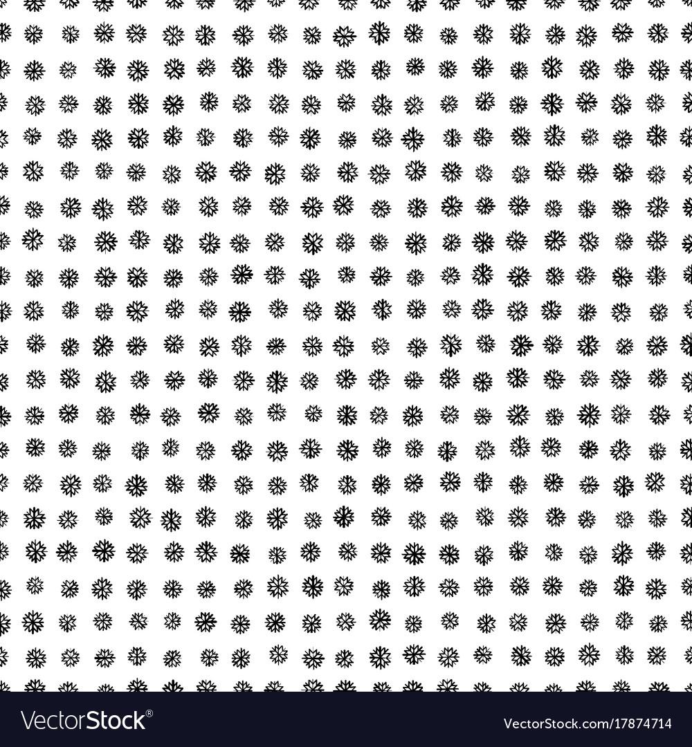 Distress snowflake texture