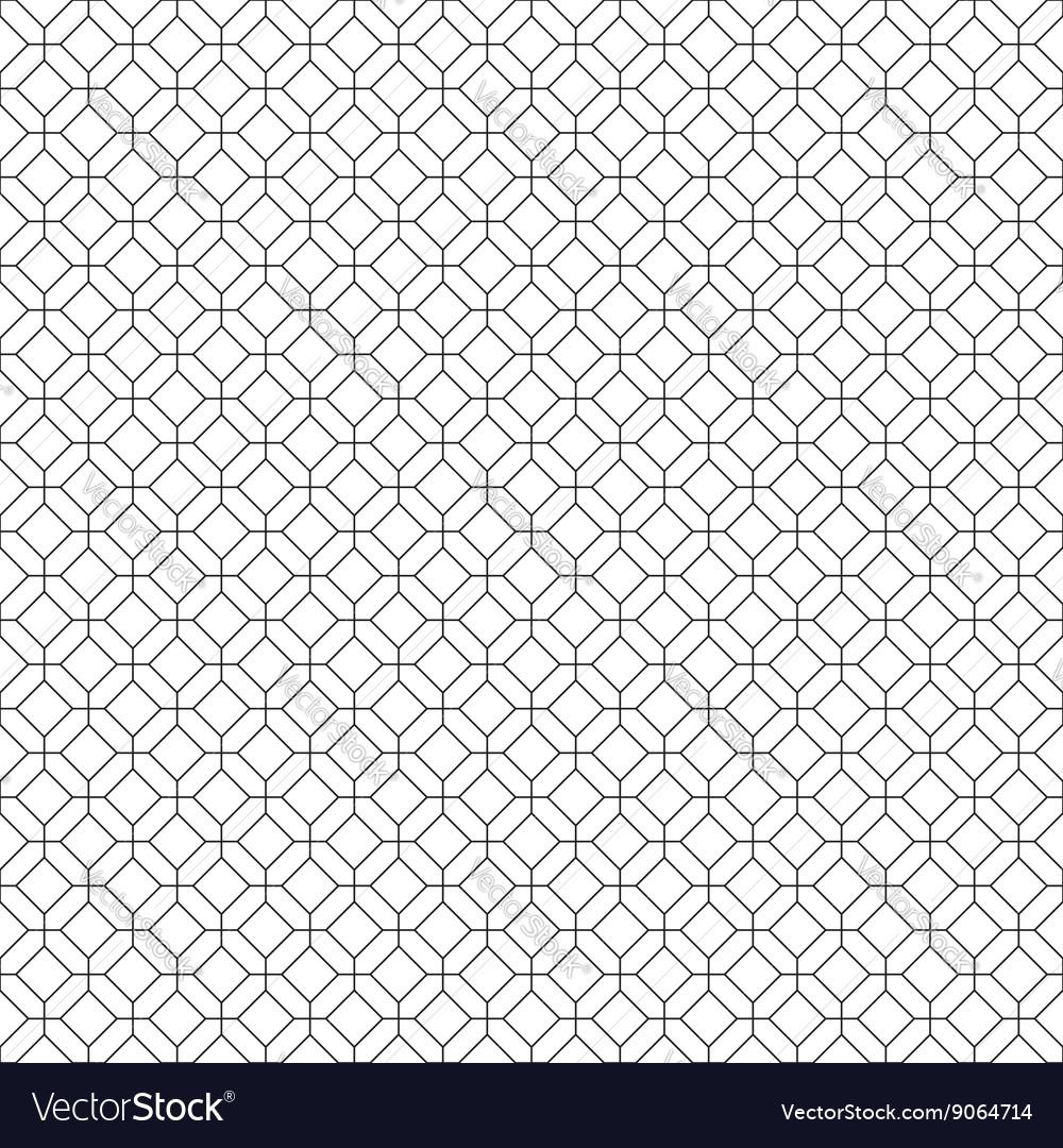 Simple seamless diamond pattern