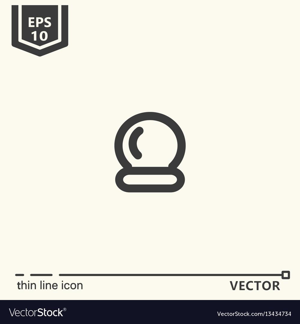 Ayurvedic supplies - icon series