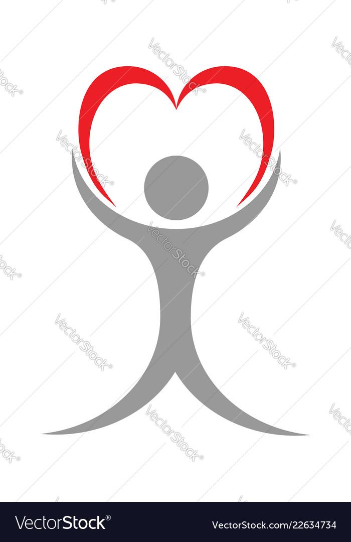 Logo for a cardio clinic
