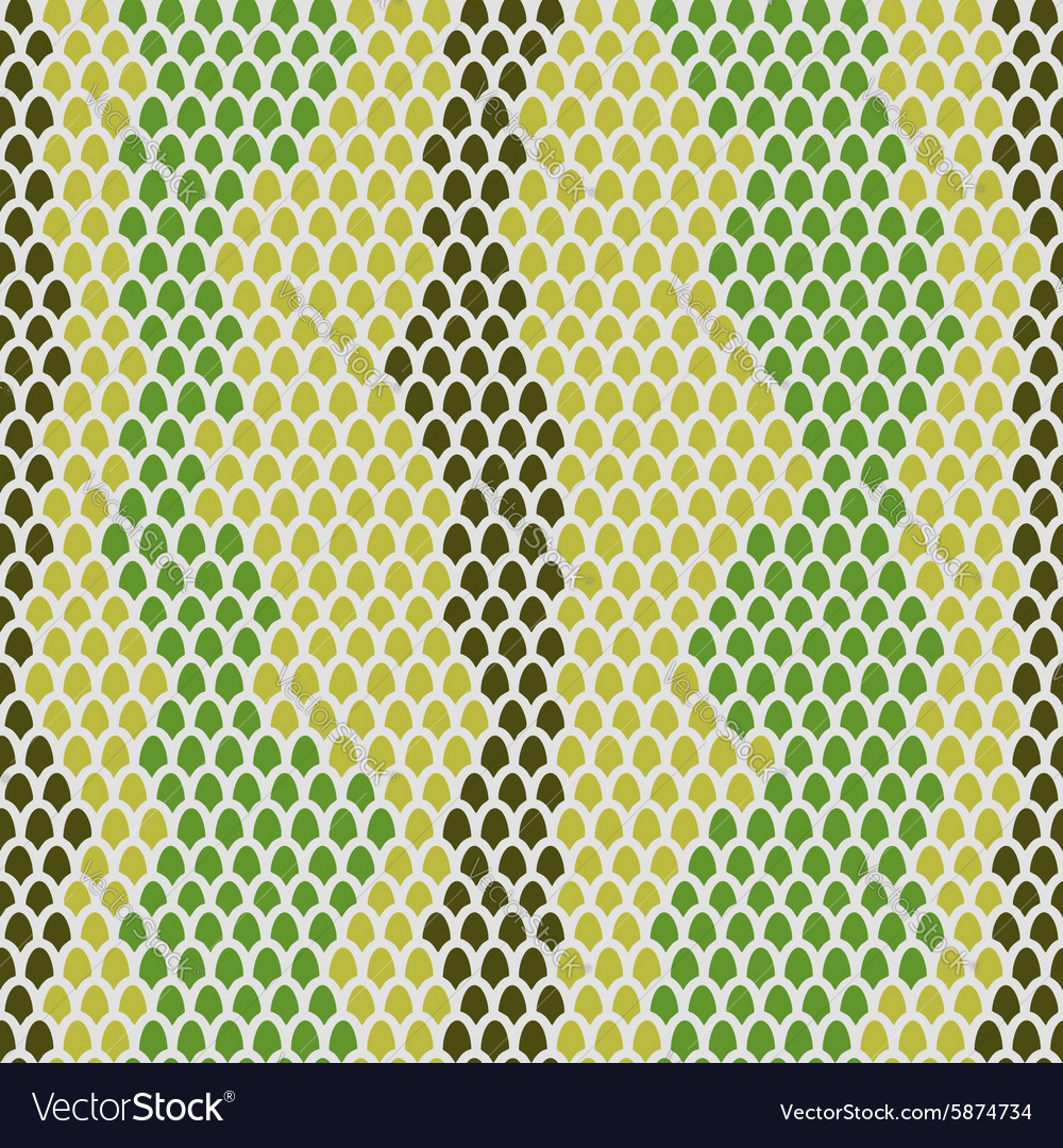 Snake skin seamless pattern background Leather