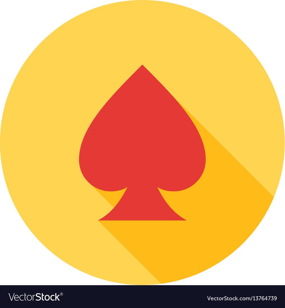Spade vector image