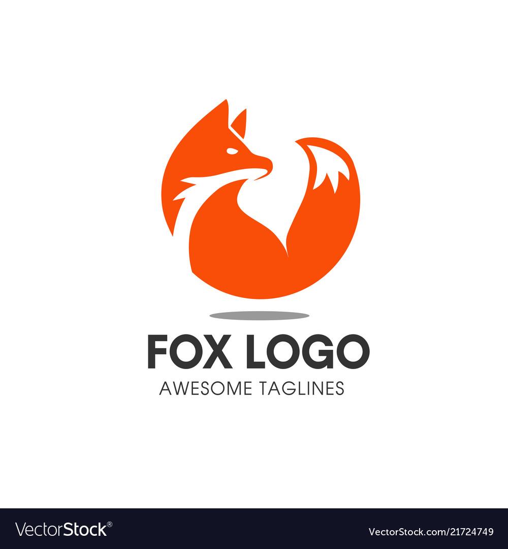 Fox circle symbol