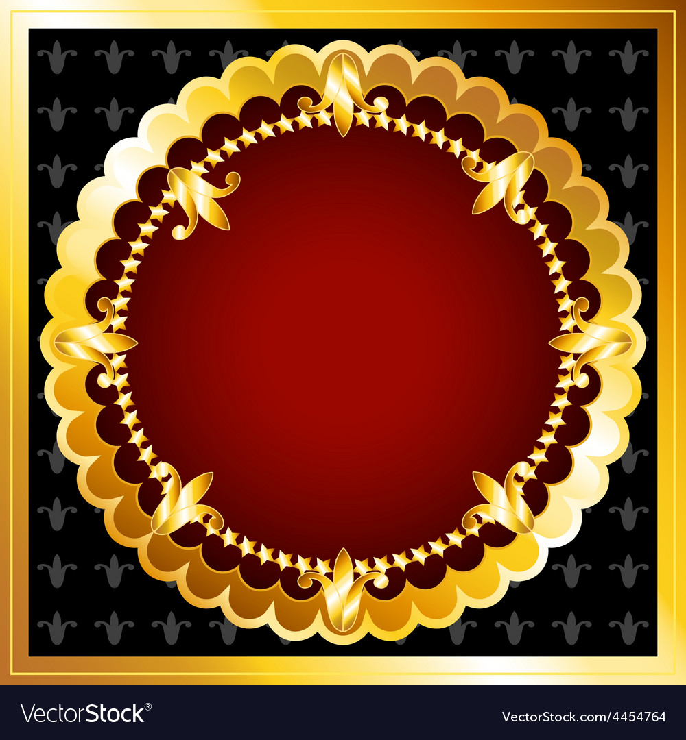 c2111094044 Luxurious gold frame royalty free vector image jpg 1000x1080 Beautiful gold  frames
