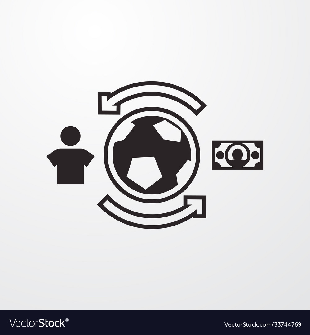 Player transfer icon
