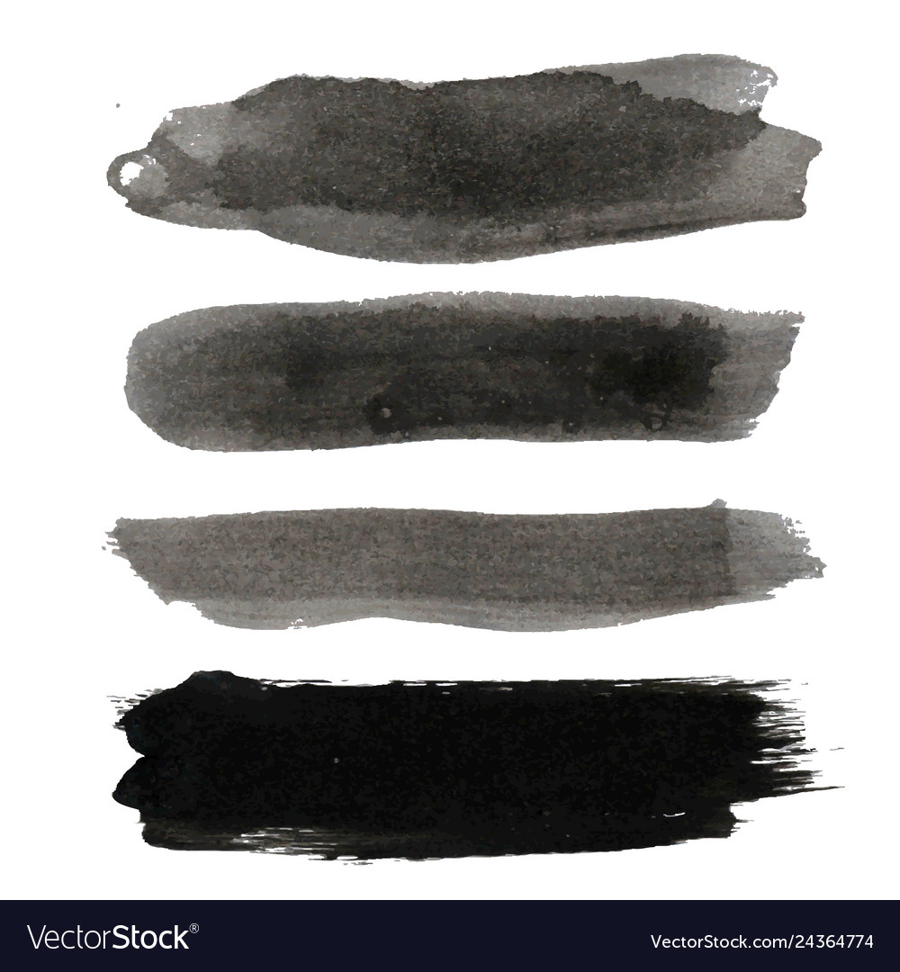 Big black blot collection
