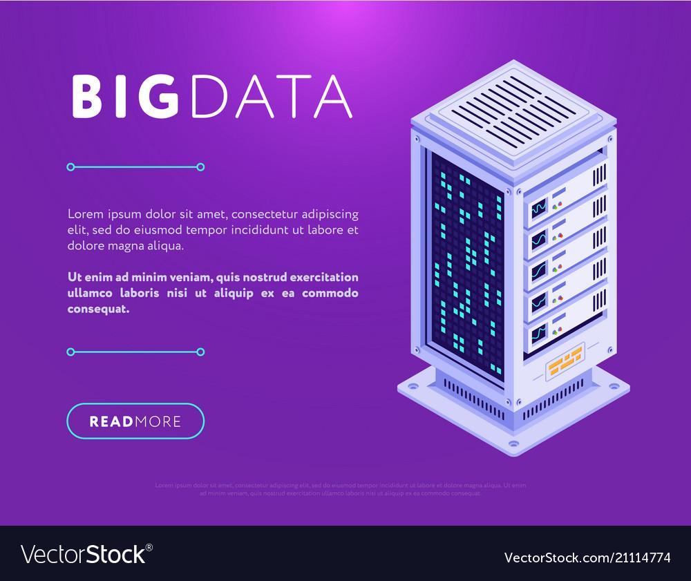 Big data center base