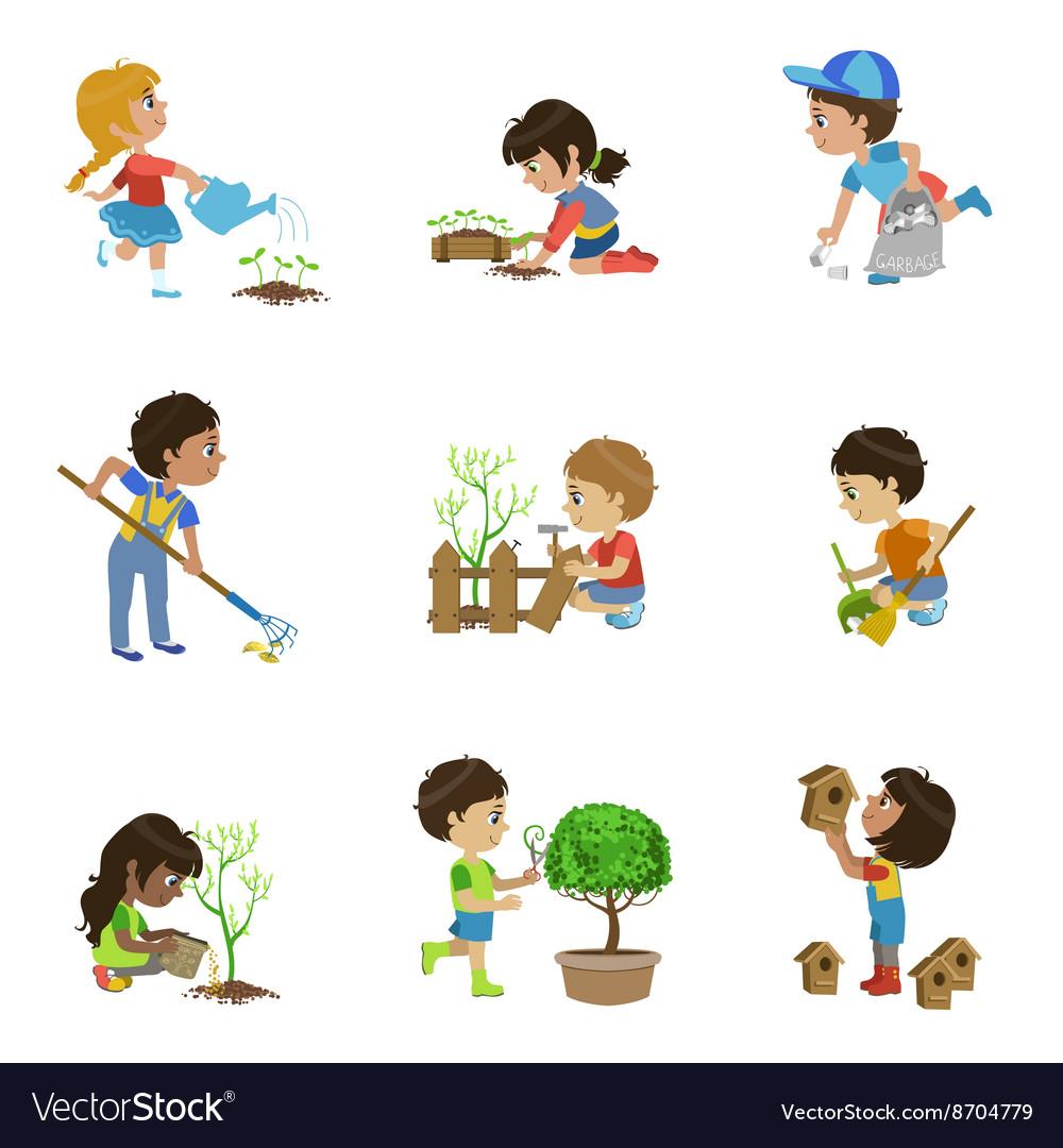 Kids Gardening Collection