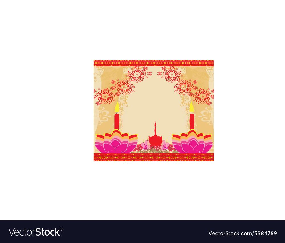 Abstract diwali celebration background