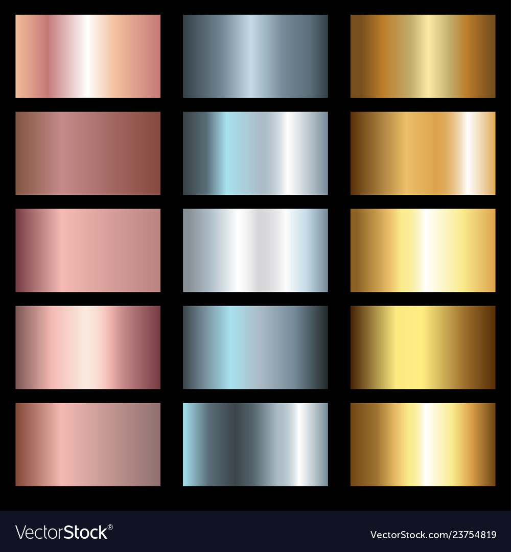 Metals gradients
