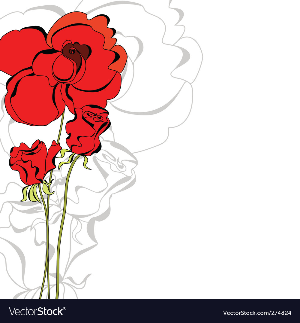 rose flowers pictures free download. Red Rose Flowers Vector