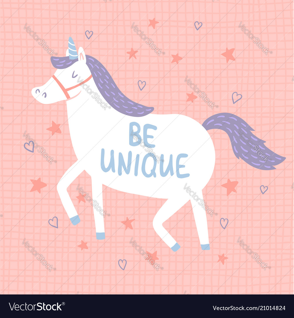 Unique unicorn