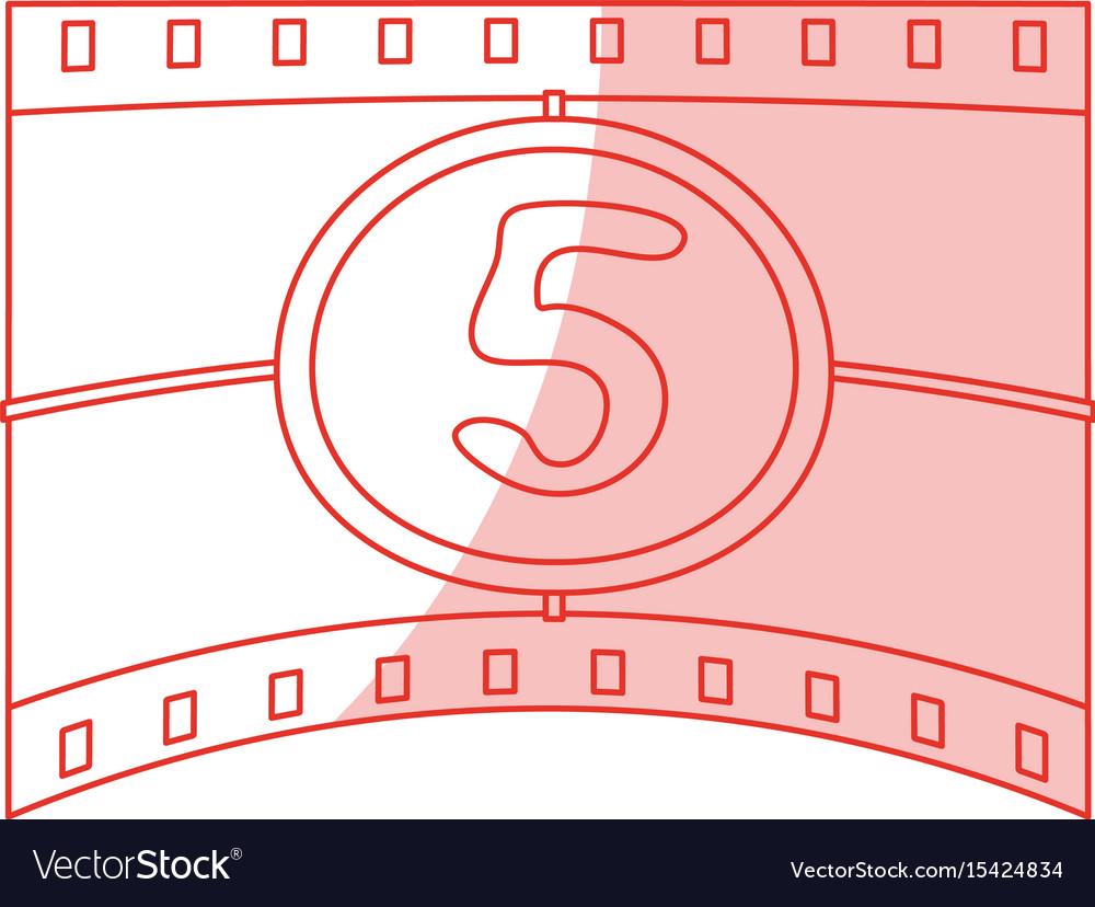 Countdown film design