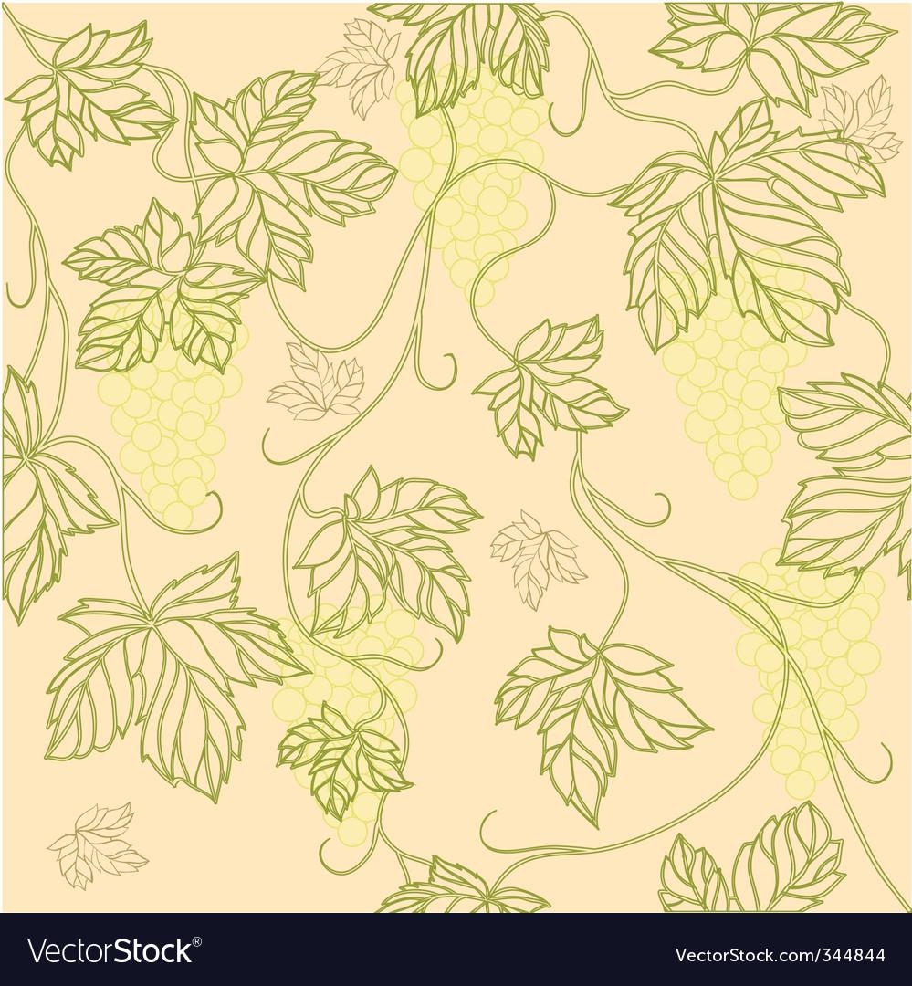 Eps 10 seamless vector wallpaper vector image
