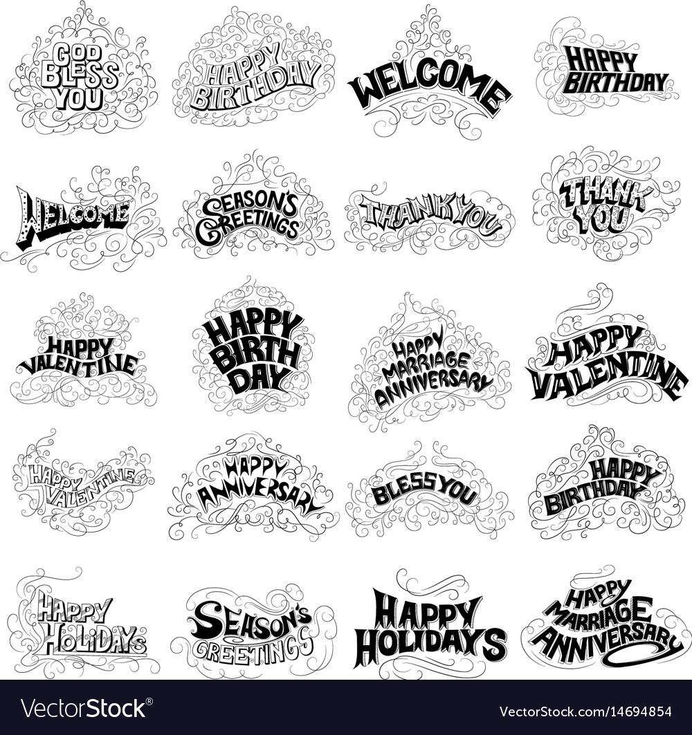 Tattoo art design collection