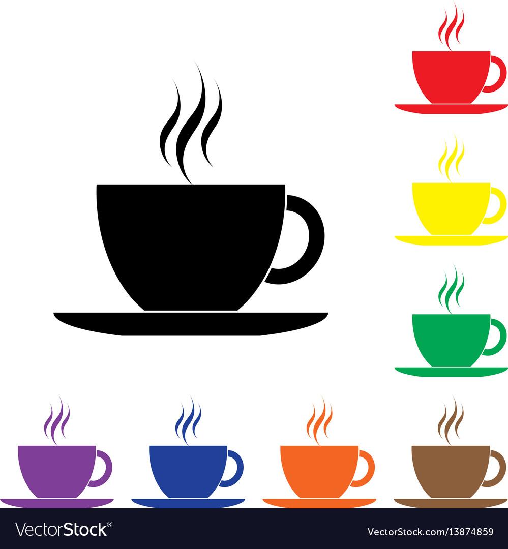 Vector Coffee Mug Illustration Download Illustration 2020