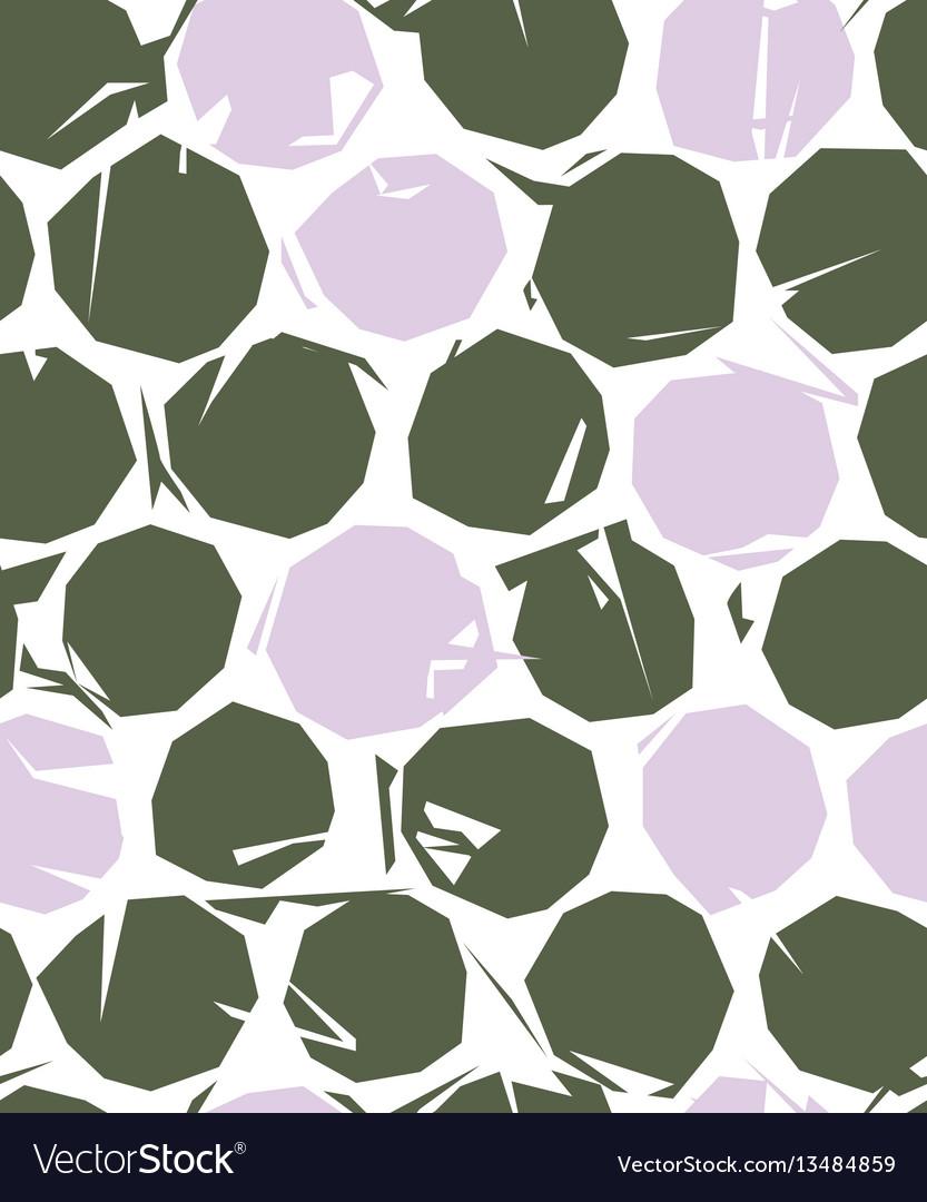 Grunge dots seamless pattern