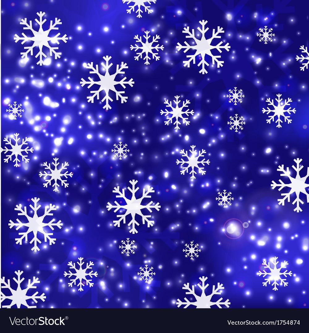 Blue luxury christmas background 1